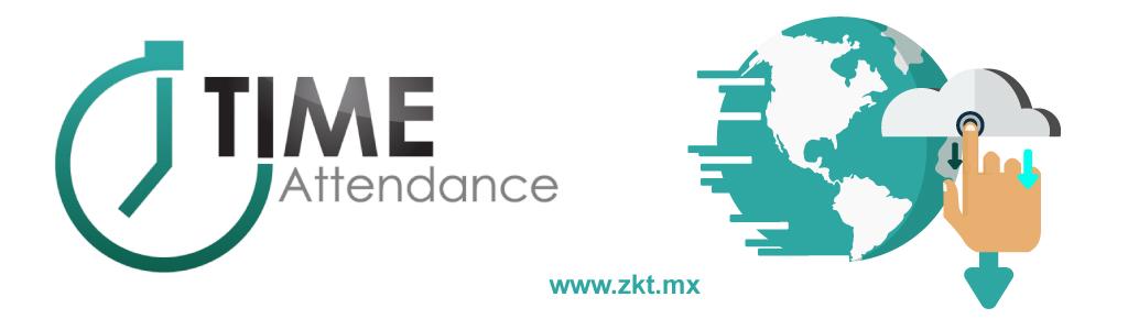 descargar software attendance management 5.0 en español